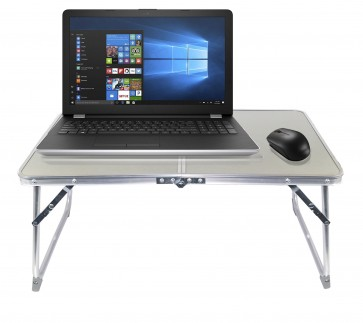 Multipurpose Foldable Laptop Desk Table/Utility Table for Beds Study & Home Office Furniture