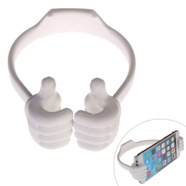 Wholesale Ok Stand for Smart Phones Mobile & Tablets -  White