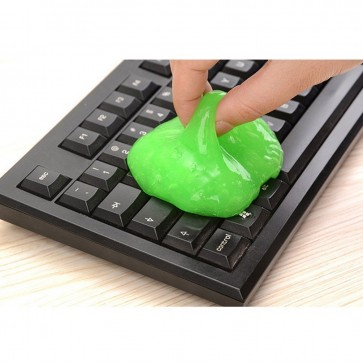 Wholesale Magic Keyboard Cleaner Gel Sticky Jelly Desktop Laptop Computer Dust Remover Flexible Soft Glue - KCL 3021