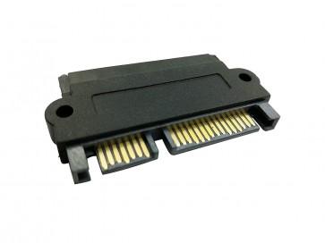 Storite SATA 22 Pins Male to SAS Female Hard Disk Drive Raid Adapter Convertor