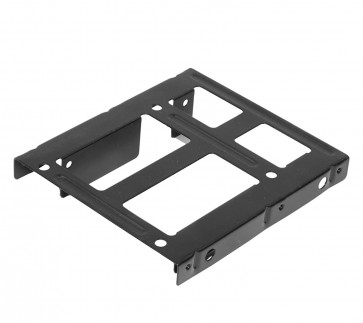 Storite Dual 2.5 inch to 3.5 inch Internal Hard Disk Drive SSD/HDD Adapter Mounting Kit Bracket- 35252