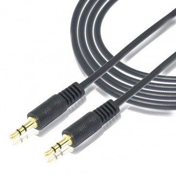 Wholesale 3.5mm Male To Male Stereo Audio Cable - 1M