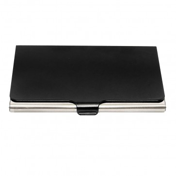 Wholesale Steel Black ATM / Visiting / Credit / Business Card Holder, ID Card Case