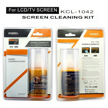 Wholesale Screen Cleaner Kit - Best for LED & LCD TV, Computer Monitor, Laptop, and iPad Screens (KCL 1042)