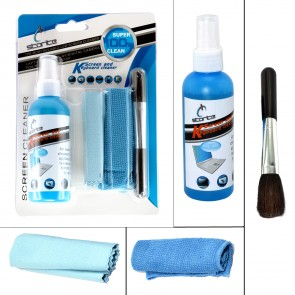 Wholesale  4 in 1 Screen Cleaning Kit for Laptops,Mobiles,LCD,LED,Computers,TV(KCL-1025)