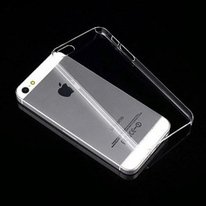 Wholesale Transparent Clear Silicone Jelly Soft Case Back Cover For Apple Iphone 5/5S