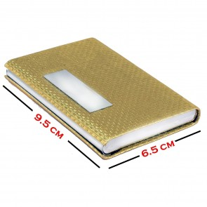 Wholesale Golden Touch Visiting /Credit /Debit card holder/Case