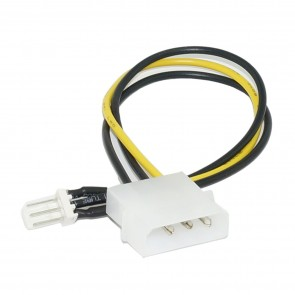 Wholesale CPU FAN POWER CABLE 3 PIN TO 4 PIN - to connect 3 pin Fans to Standard Computer Power Supply