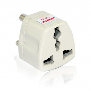 Wholesale LINETEK 3 PIN Universal Conversion Power Plug Adapter